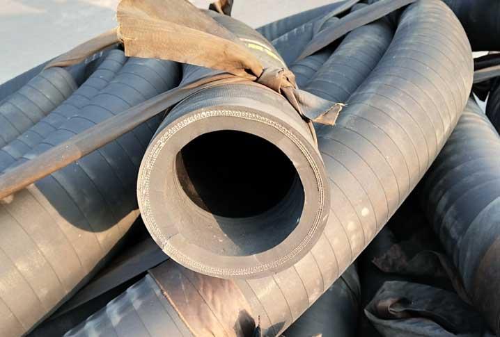 噴砂橡膠鋼絲管