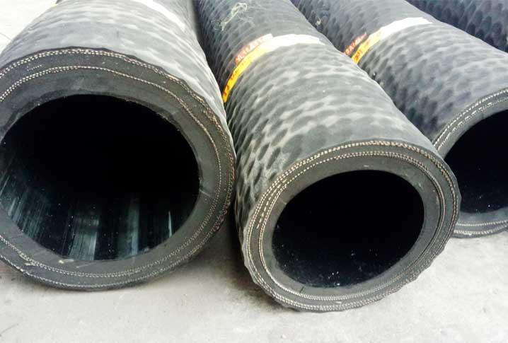 打桩机专用橡胶钢丝管