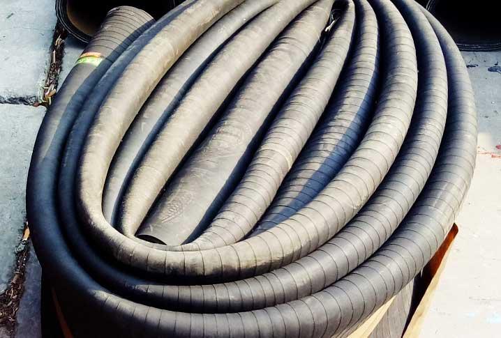 泥浆专用橡胶钢丝管