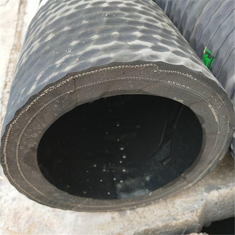 耐磨橡胶钢丝管